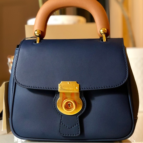 BURBERRY Mini DK88 Top Handle Bag 0e39065480783
